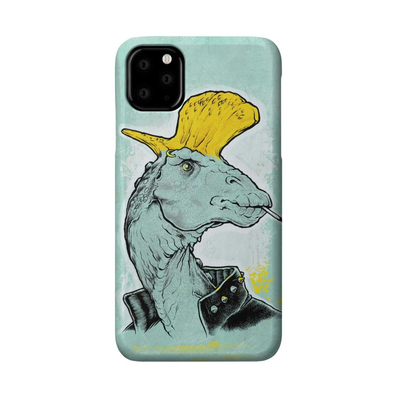 Paleopunk Accessories Phone Case by thunderpeel