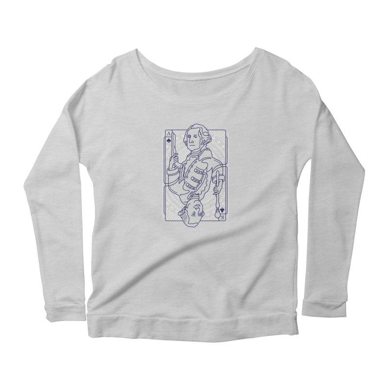 George vs George Women's Longsleeve T-Shirt by thunderpeel