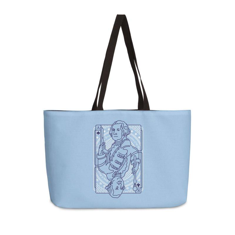 George vs George Accessories Weekender Bag Bag by thunderpeel