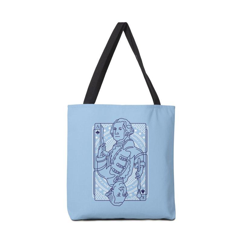 George vs George Accessories Tote Bag Bag by thunderpeel