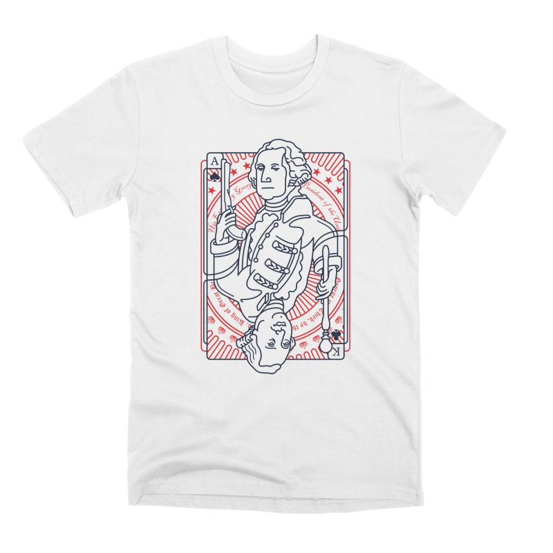 George v George Men's T-Shirt by thunderpeel