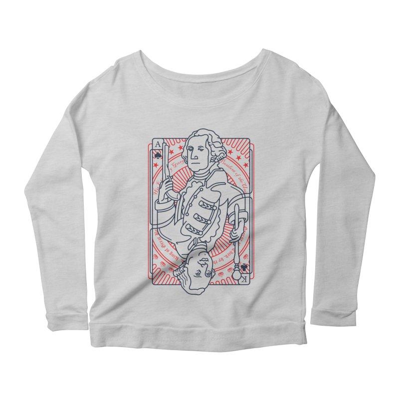 George v George Women's Longsleeve T-Shirt by thunderpeel