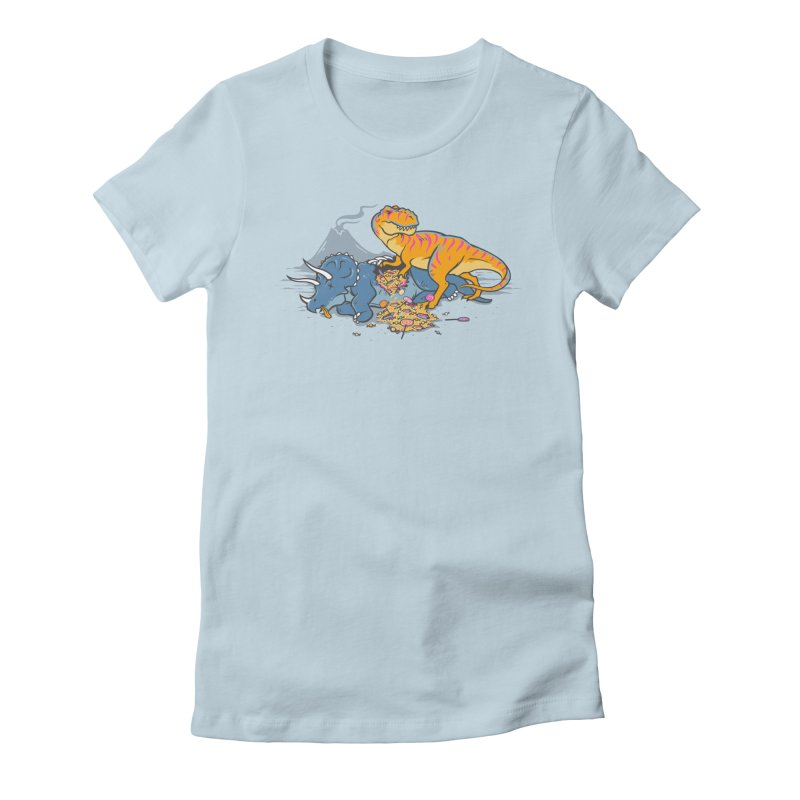 Sweet Tooth Women's Fitted T-Shirt by thunderpeel