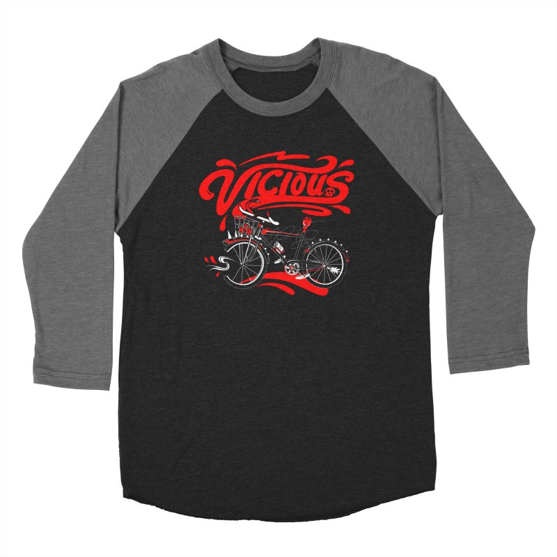 Vicious Cycle Men's Longsleeve T-Shirt by thunderpeel