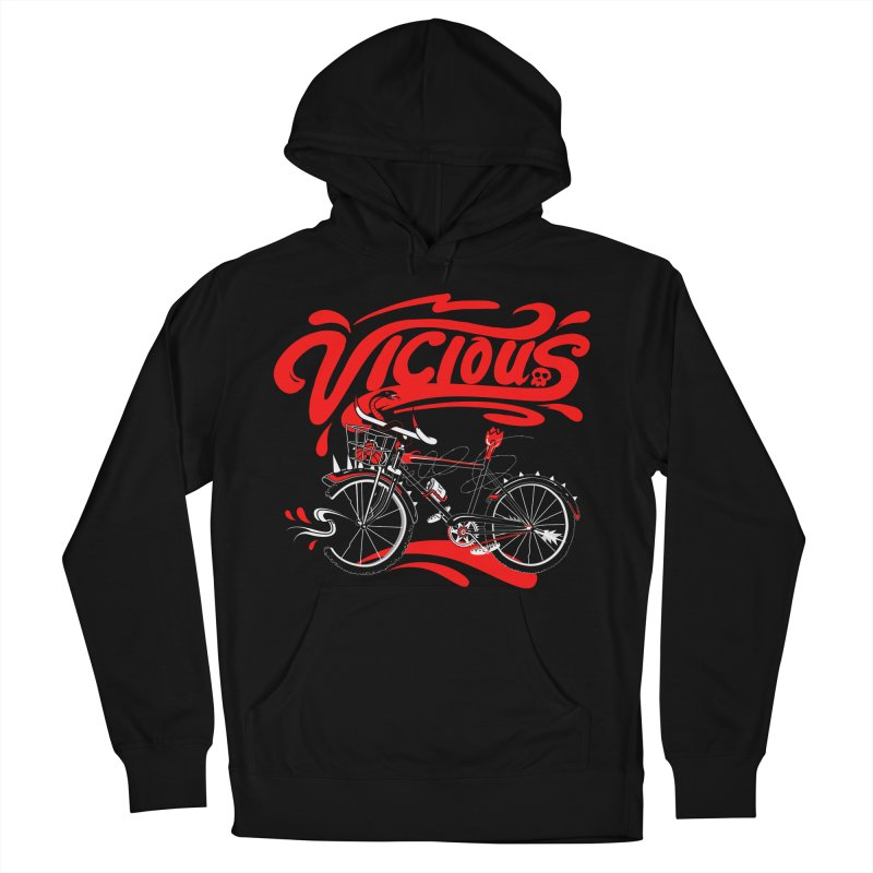Vicious Cycle Men's Pullover Hoody by thunderpeel