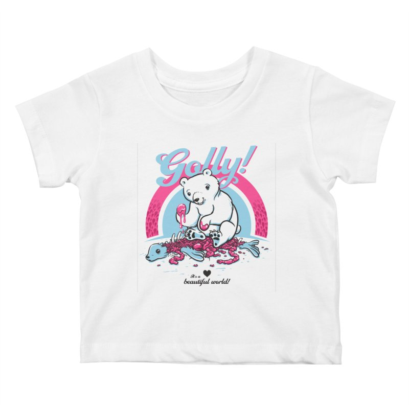 Golly Kids Baby T-Shirt by thunderpeel