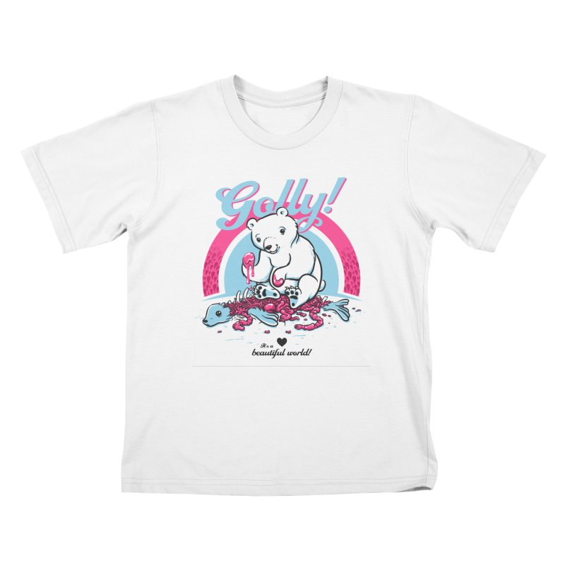 Golly Kids T-Shirt by thunderpeel