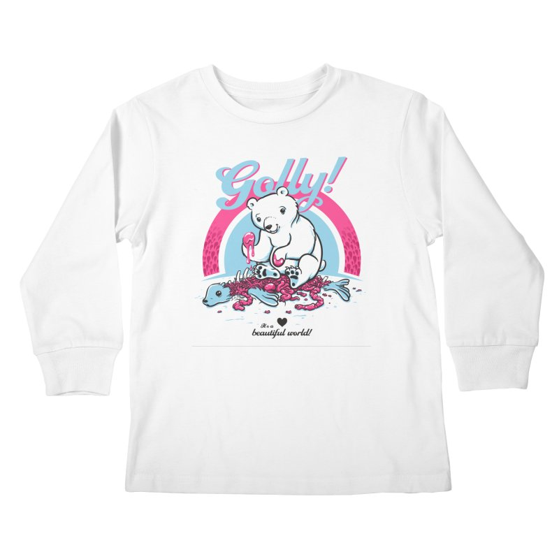 Golly Kids Longsleeve T-Shirt by thunderpeel