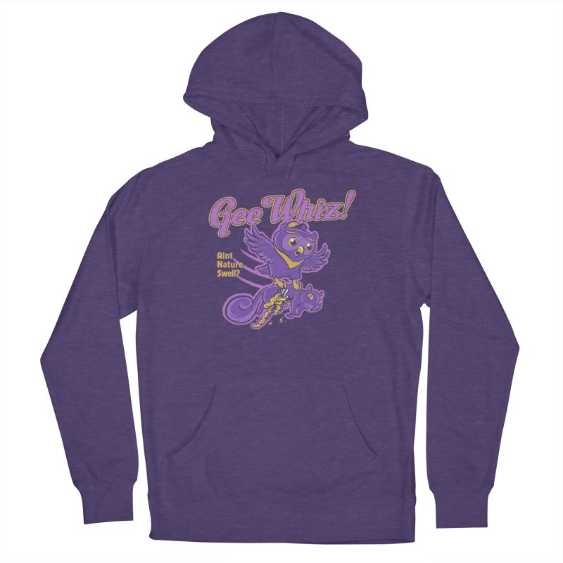 Gee Whiz Women's Pullover Hoody by thunderpeel