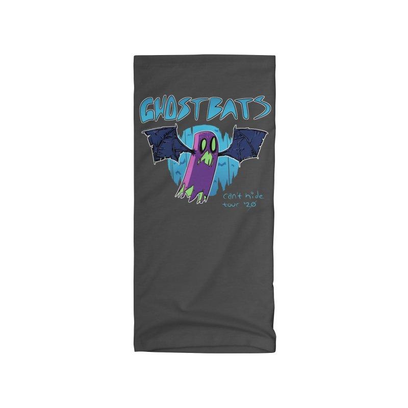 Ghost Bats Can't Hide Tour '20 Accessories Neck Gaiter by Walter Ostlie