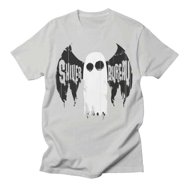 The Evil Ghost Bat Men's Regular T-Shirt by Walter Ostlie