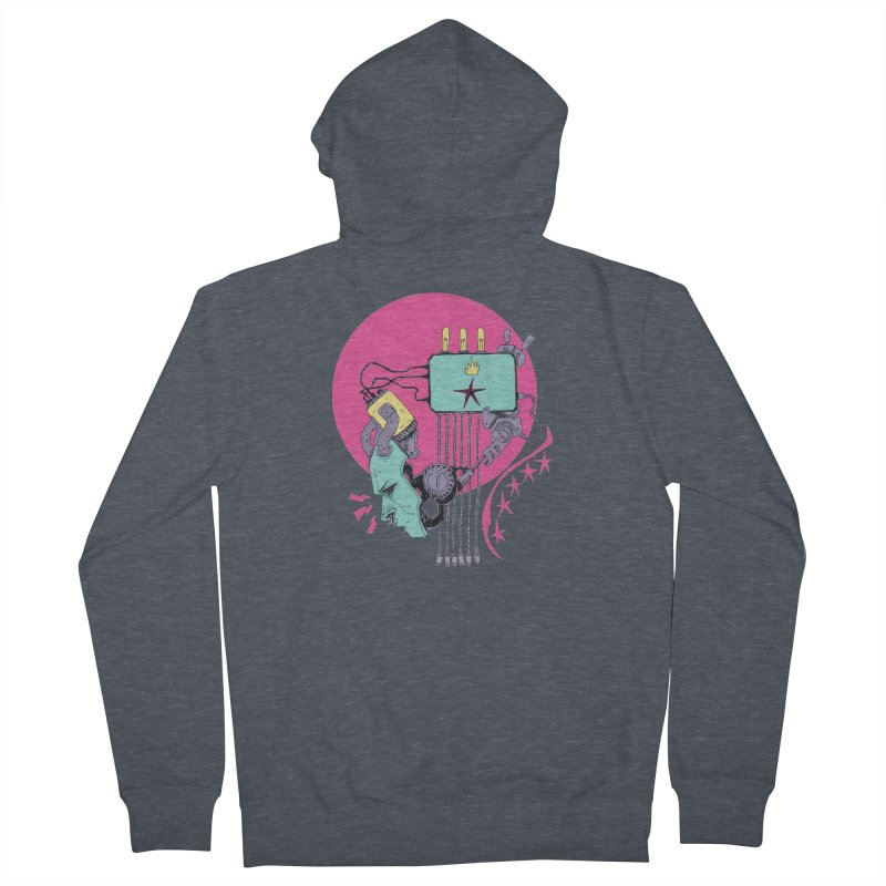 Celebrity Women's French Terry Zip-Up Hoody by Walter Ostlie