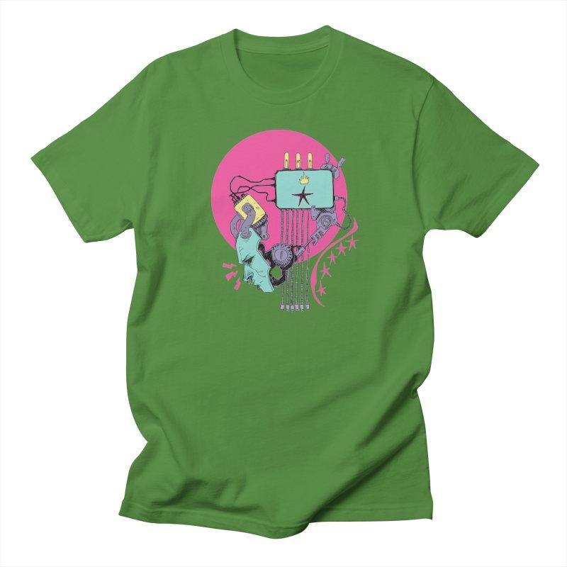 Celebrity Women's Regular Unisex T-Shirt by Walter Ostlie