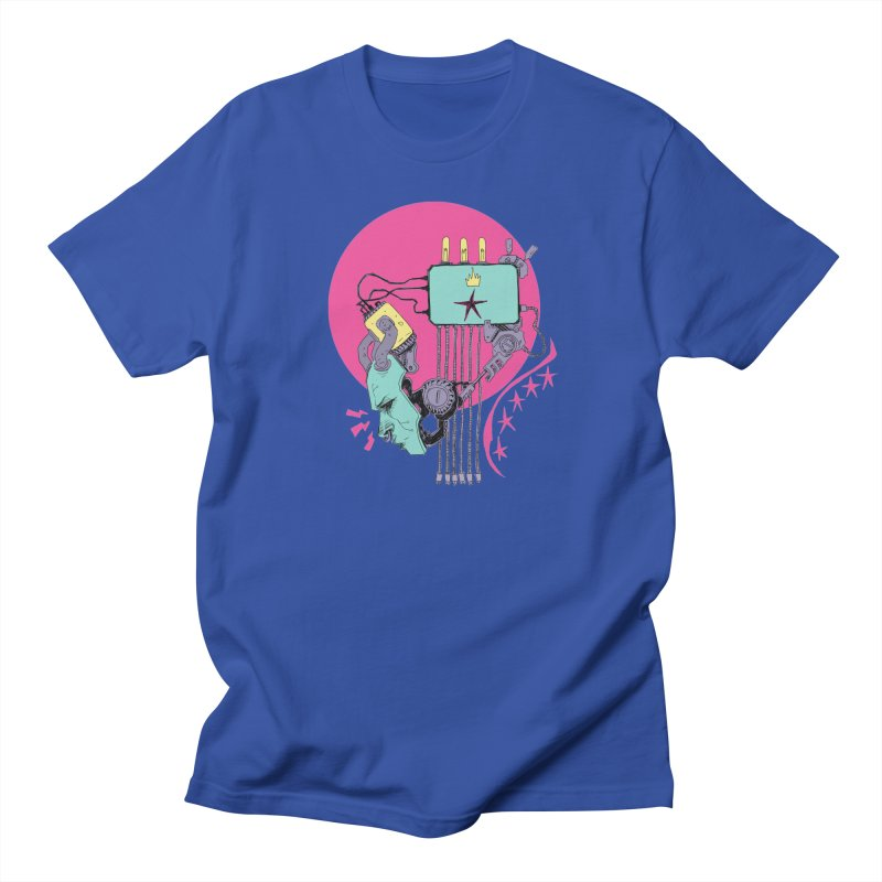 Celebrity Men's Regular T-Shirt by Walter Ostlie