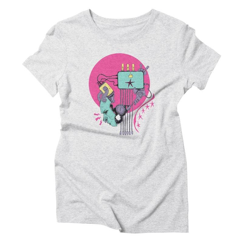 Celebrity Women's T-Shirt by Walter Ostlie
