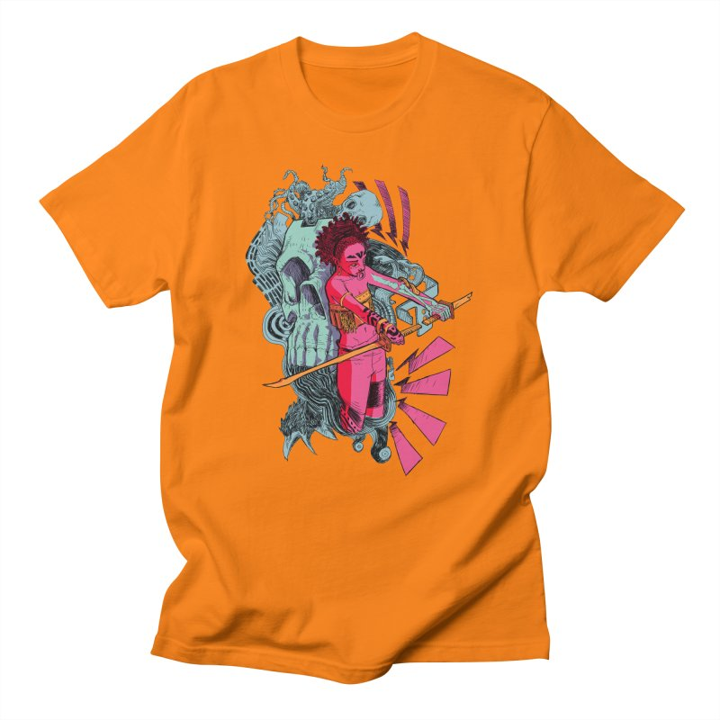 Afterlife Men's T-Shirt by Walter Ostlie
