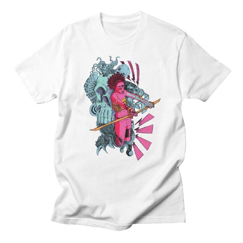 Afterlife Men's Regular T-Shirt by Walter Ostlie
