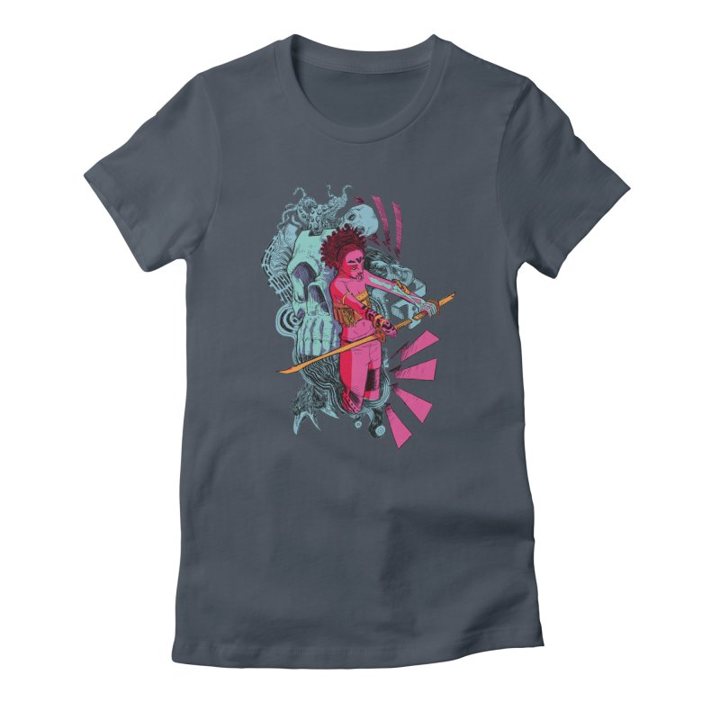 Afterlife Women's T-Shirt by Walter Ostlie