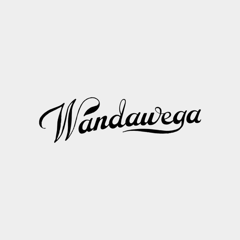 Classic Wandawega Script: Tees by Wandawega's Shop