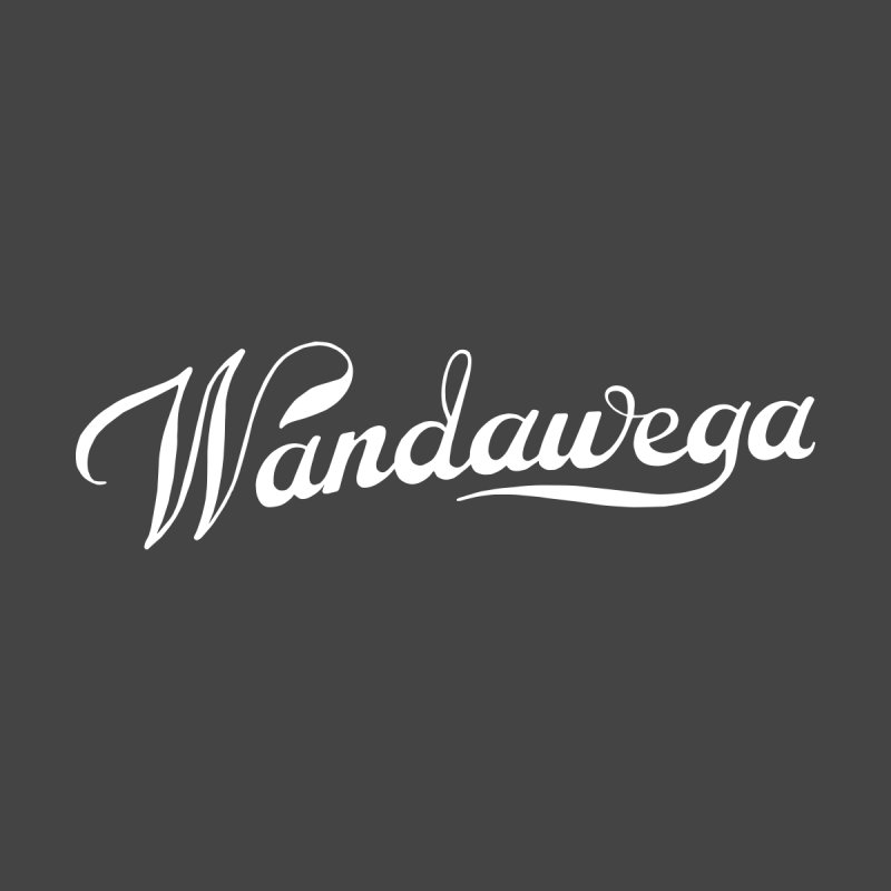 Classic Wandawega Script: Sweatshirts (white) by Wandawega's Shop