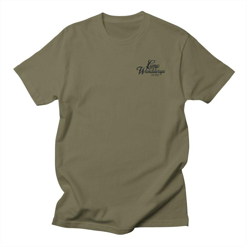 Original Logo: Tees Men's Regular T-Shirt by Wandawega's Shop
