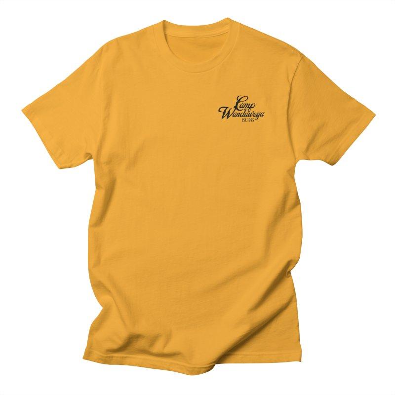 Original Logo: Tees Women's Regular Unisex T-Shirt by Wandawega's Shop