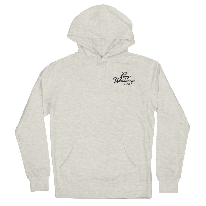 Original Logo: Sweatshirts in Men's French Terry Pullover Hoody Heather Oatmeal by Wandawega's Shop