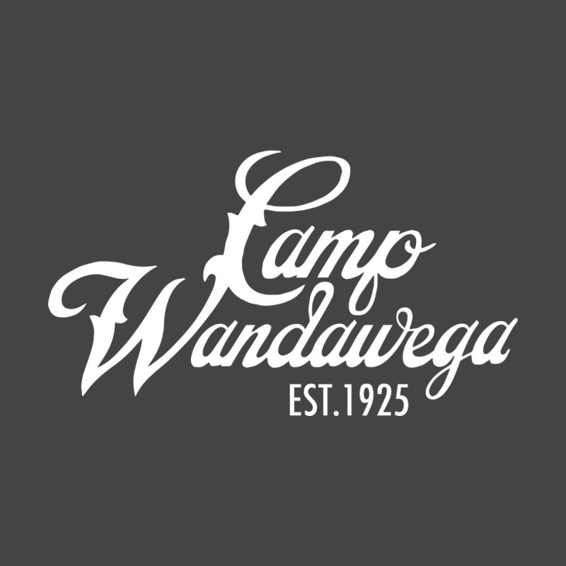 Original Logo: Tees (white) by Wandawega's Shop