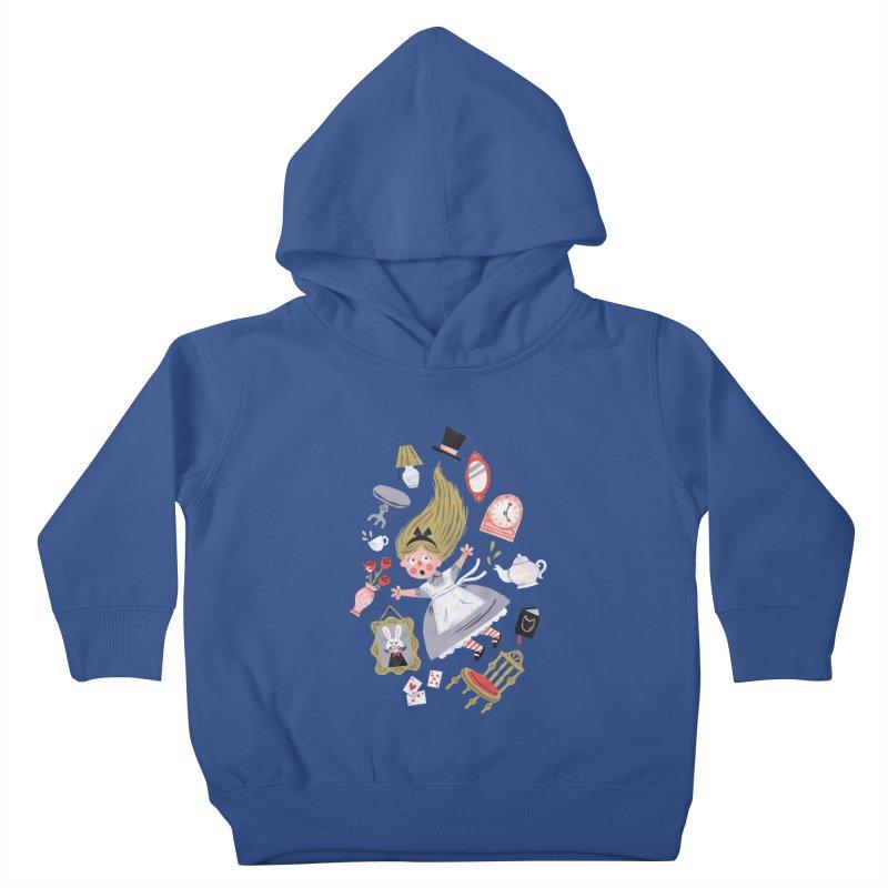 Alice in Wonderland   by WanderingBert Shirts and stuff