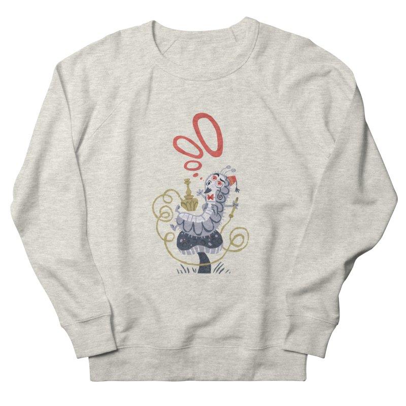 Caterpillar - Alice in Wonderland Men's Sweatshirt by WanderingBert Shirts and stuff