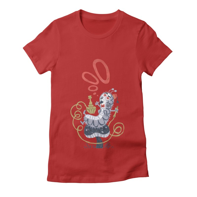 Caterpillar - Alice in Wonderland   by WanderingBert Shirts and stuff