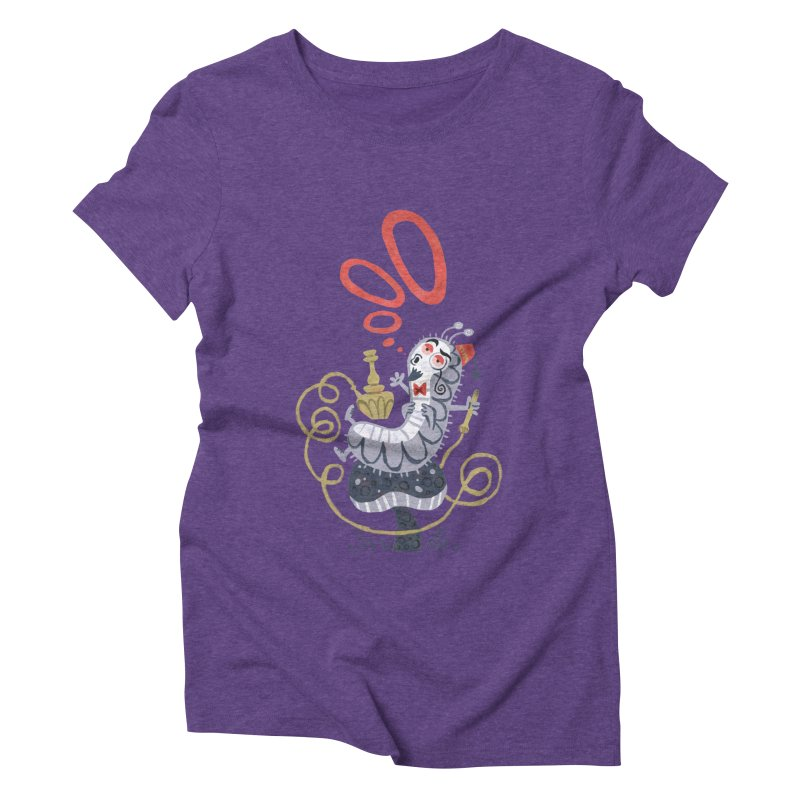 Caterpillar - Alice in Wonderland   by WanderingBert Shirts and stuff