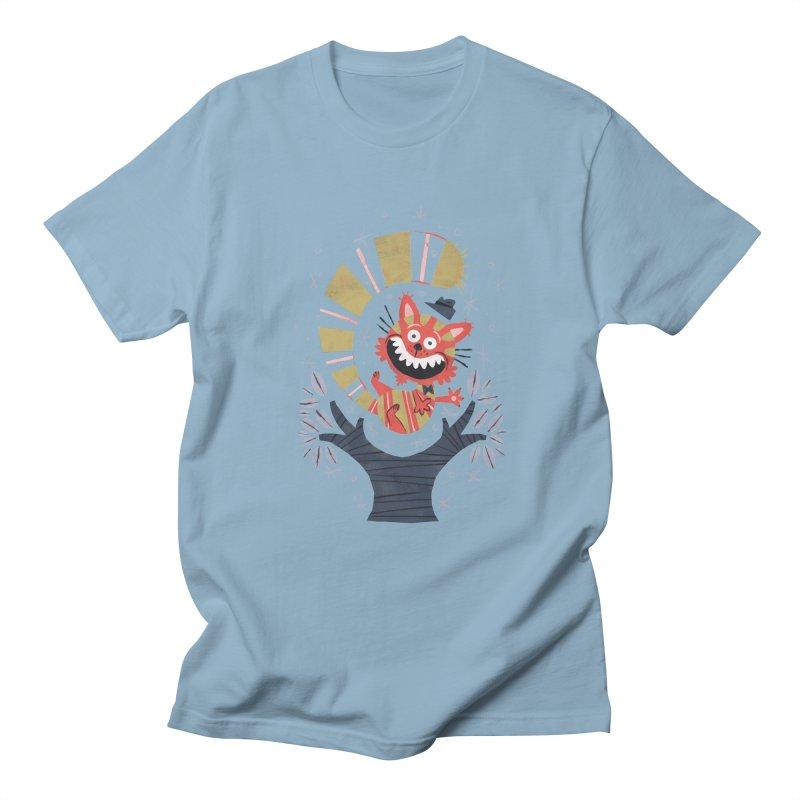 Cheshire Cat - Alice in Wonderland Women's Unisex T-Shirt by WanderingBert Shirts and stuff