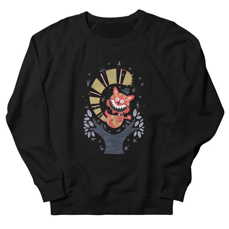 Cheshire Cat - Alice in Wonderland Men's Sweatshirt by WanderingBert Shirts and stuff