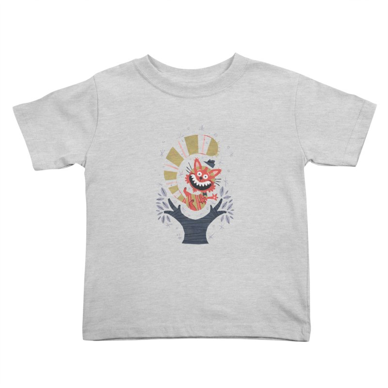 Cheshire Cat - Alice in Wonderland Kids Toddler T-Shirt by WanderingBert Shirts and stuff
