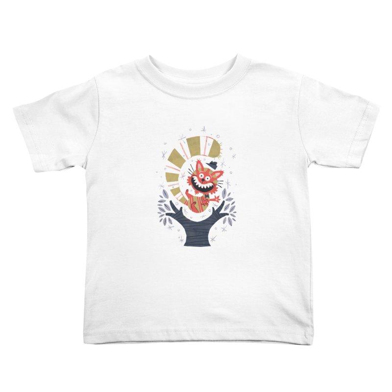 Cheshire Cat - Alice in Wonderland Kids Toddler T-Shirt by WanderingBert Shirts and stuff