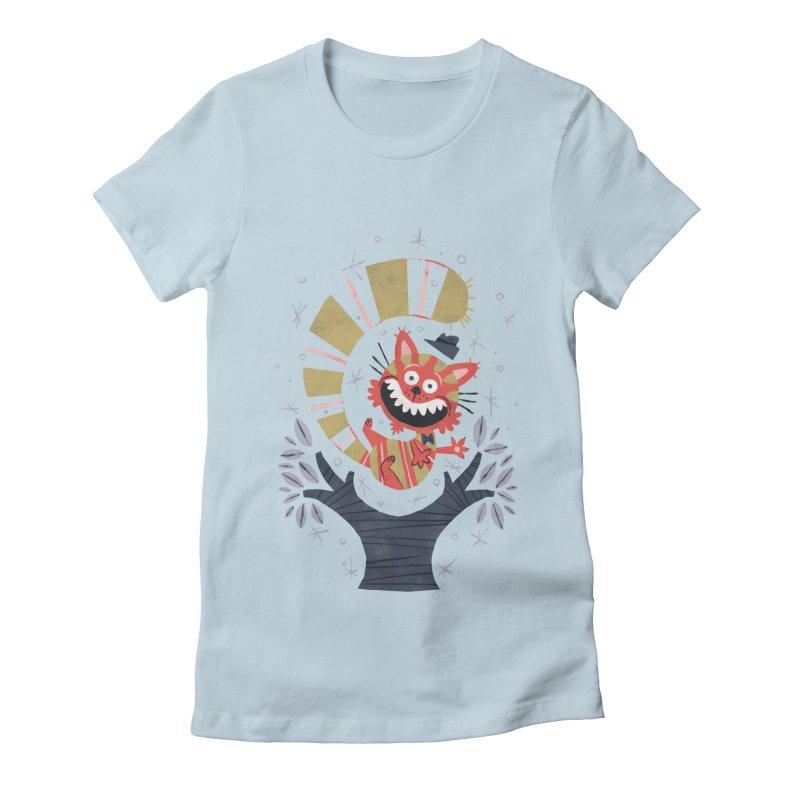Cheshire Cat - Alice in Wonderland   by WanderingBert Shirts and stuff