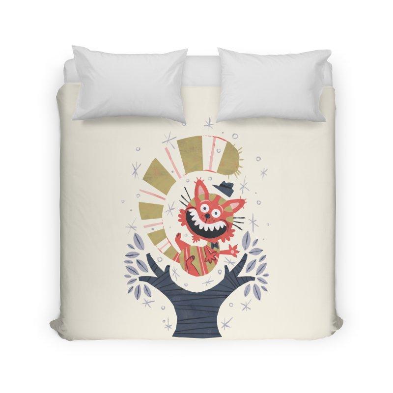 Cheshire Cat - Alice in Wonderland Home Duvet by WanderingBert Shirts and stuff