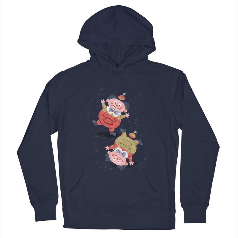 Tweedledum & Tweedledee - Alice in Wonderland   by WanderingBert Shirts and stuff