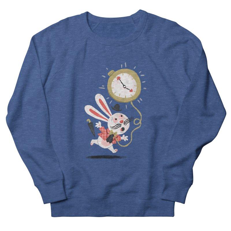 White Rabbit - Alice in Wonderland Women's Sweatshirt by WanderingBert Shirts and stuff