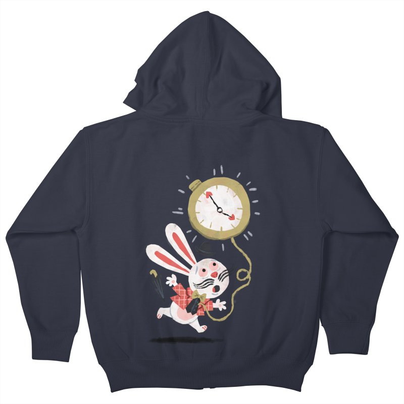 White Rabbit - Alice in Wonderland   by WanderingBert Shirts and stuff