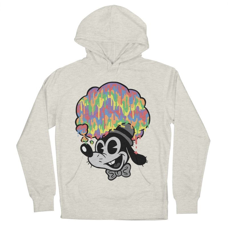 Technicolor Thinking Women's Pullover Hoody by WanderingBert Shirts and stuff