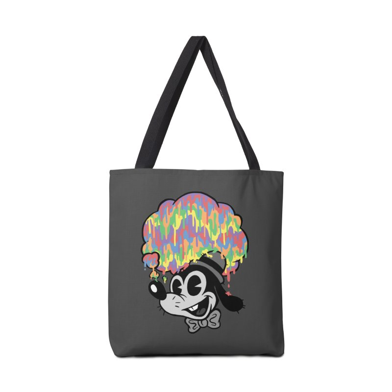 Technicolor Thinking Accessories Bag by WanderingBert Shirts and stuff