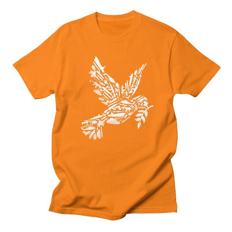 Peace? Women's Unisex T-Shirt by WanderingBert Shirts and stuff