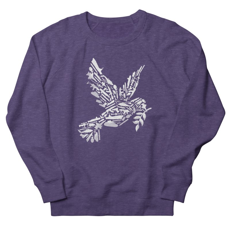 Peace? Women's Sweatshirt by WanderingBert Shirts and stuff