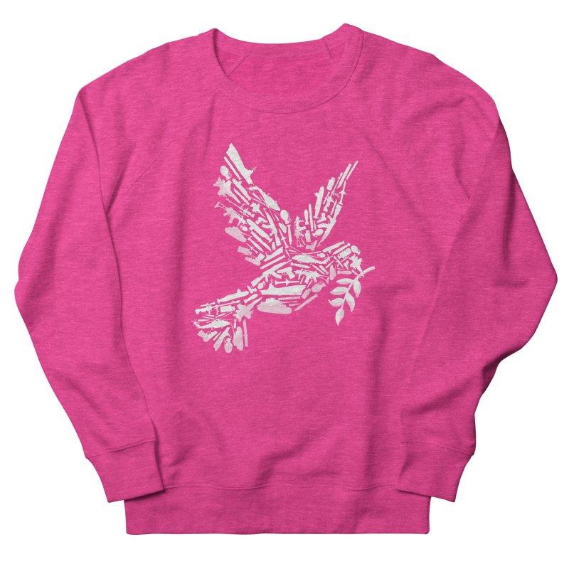 Peace? Men's Sweatshirt by WanderingBert Shirts and stuff