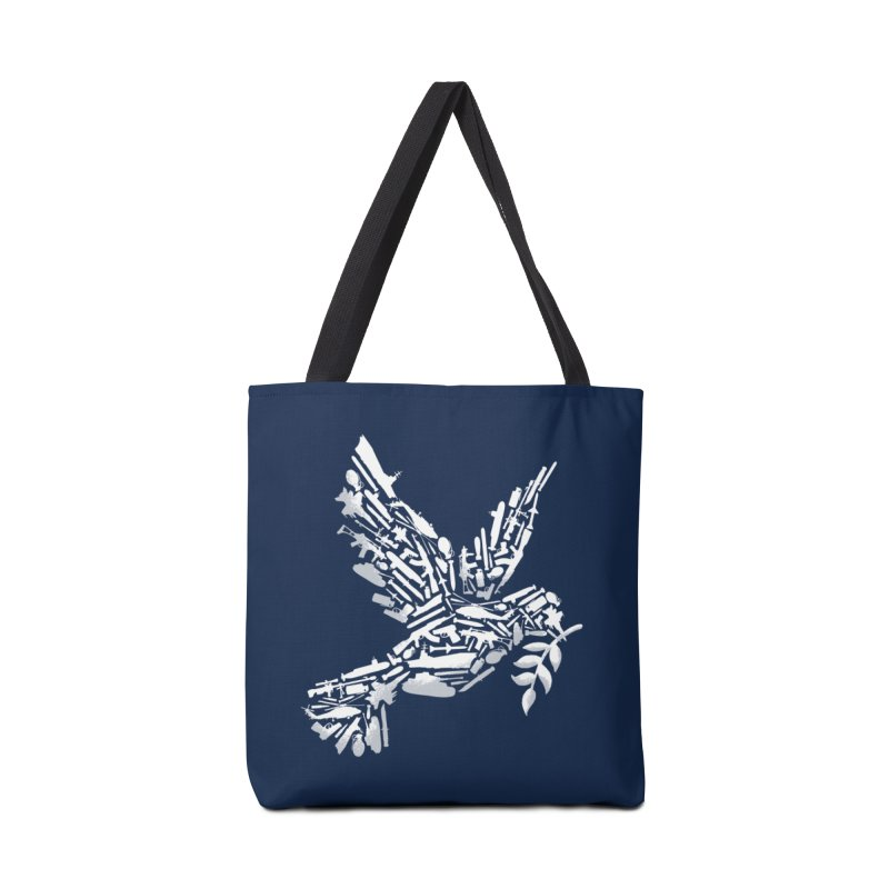 Peace? Accessories Bag by WanderingBert Shirts and stuff