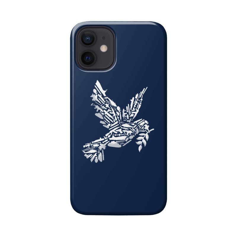 Peace? Accessories Phone Case by WanderingBert Shirts and stuff