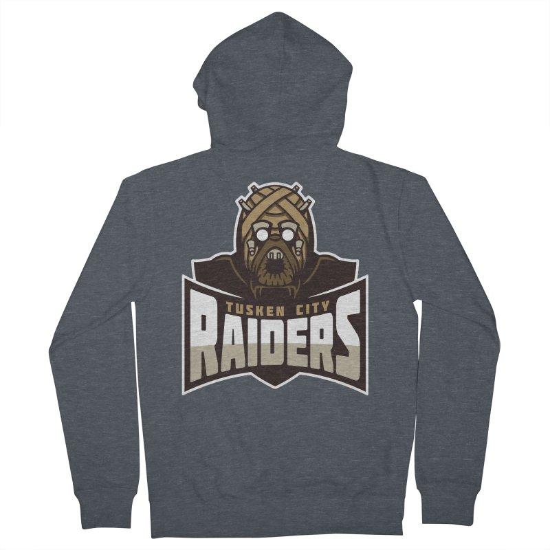 Tusken City Raiders Women's Zip-Up Hoody by WanderingBert Shirts and stuff