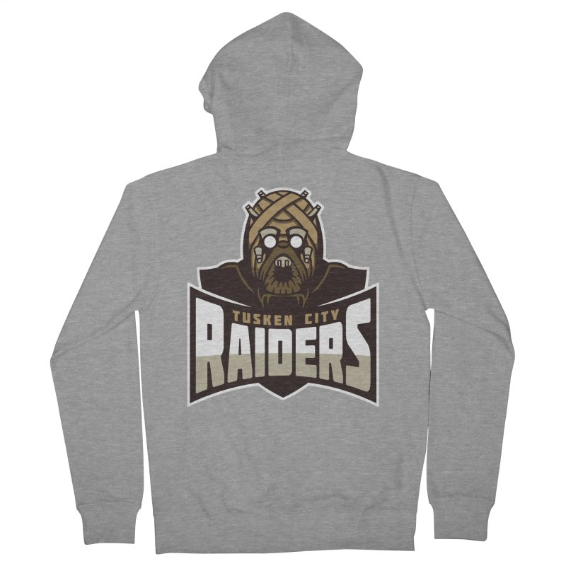 Tusken City Raiders Women's Zip-Up Hoody by WanderingBert Shirts and stuff